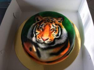 Airbrush barvy na dorty