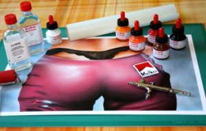 airbrush-kurz-kalhoty